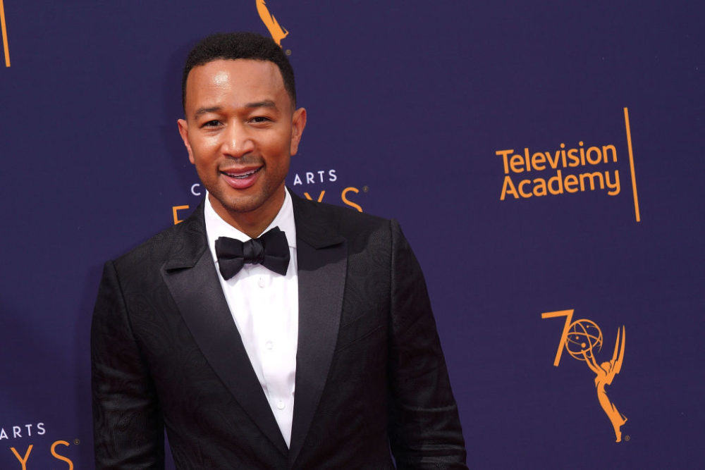 John Legend is releasing a Christmas album, and just take our money