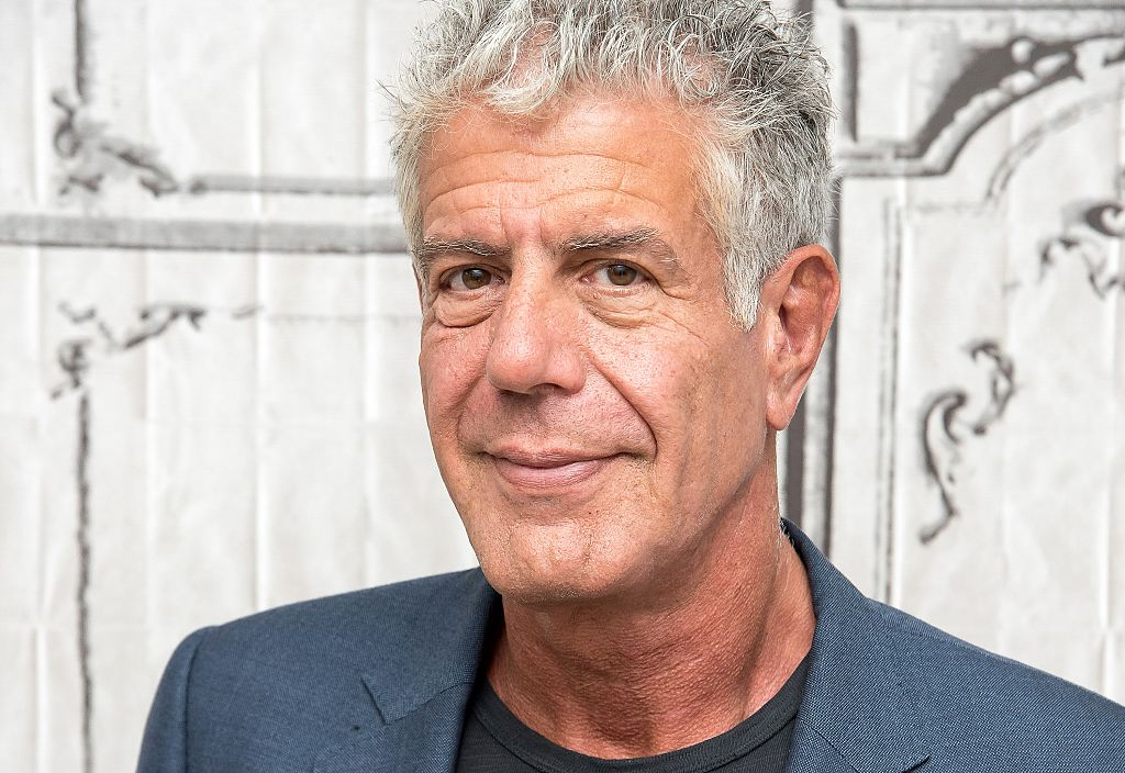 A Louisiana college is offering a film class about Anthony Bourdain's shows, and what a treat