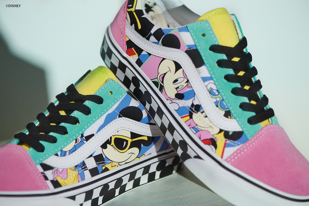 This Disney x Vans collab is anything but subtle, and we're totally on board