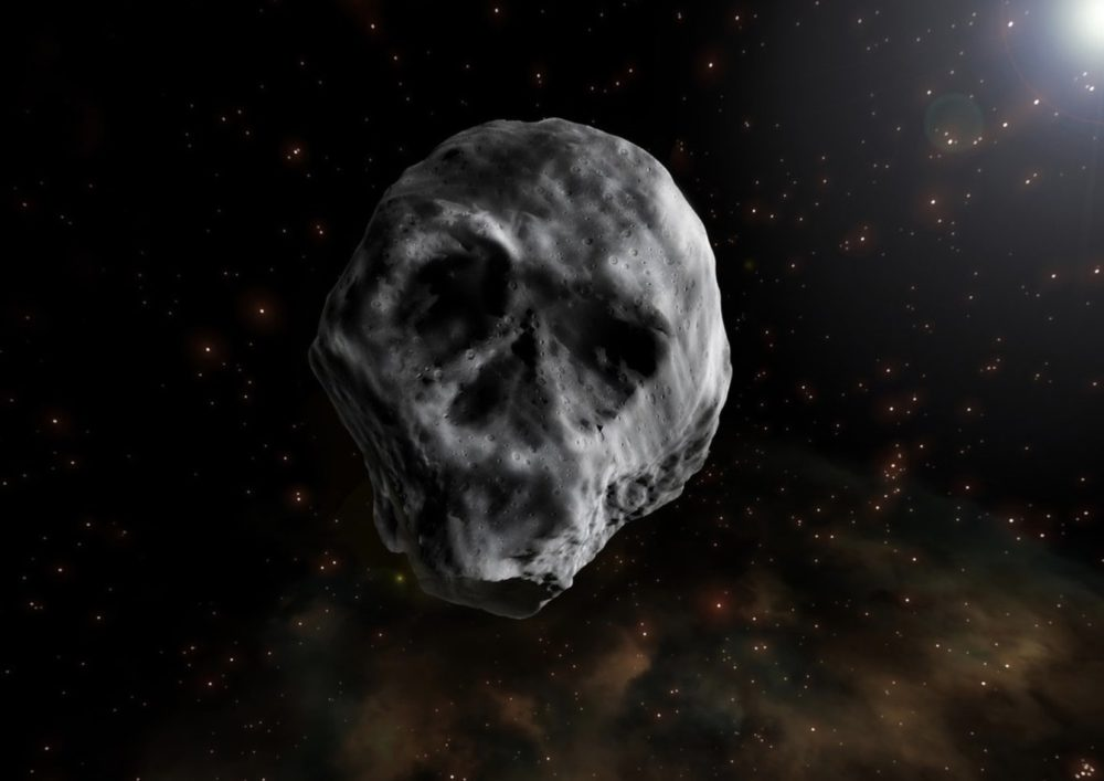 "Apparently a ""death comet"" will fly by Earth right after Halloween, and this is fine"