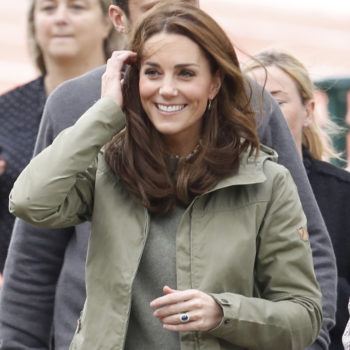 Kate Middleton was spotted driving herself to Buckingham Palace, because even royals sometimes need a joyride
