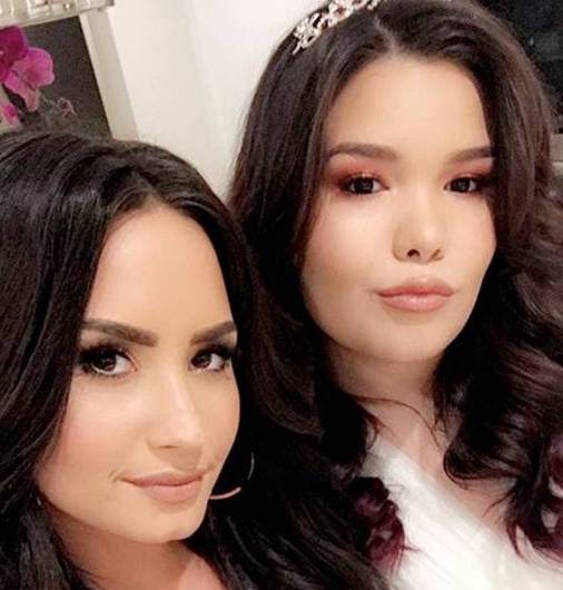 Madison De La Garza opened up about sister Demi Lovato's recovery in a hopeful, yet bittersweet, new interview