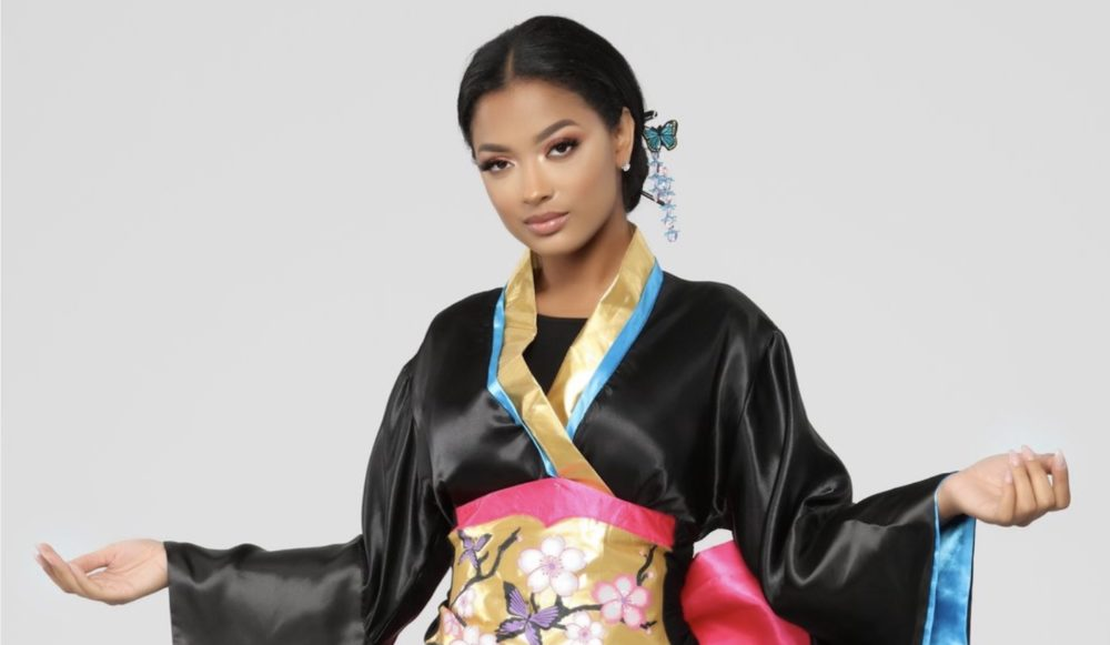"A company is selling an offensive ""sexy"" geisha Halloween costume, and when will this end?"