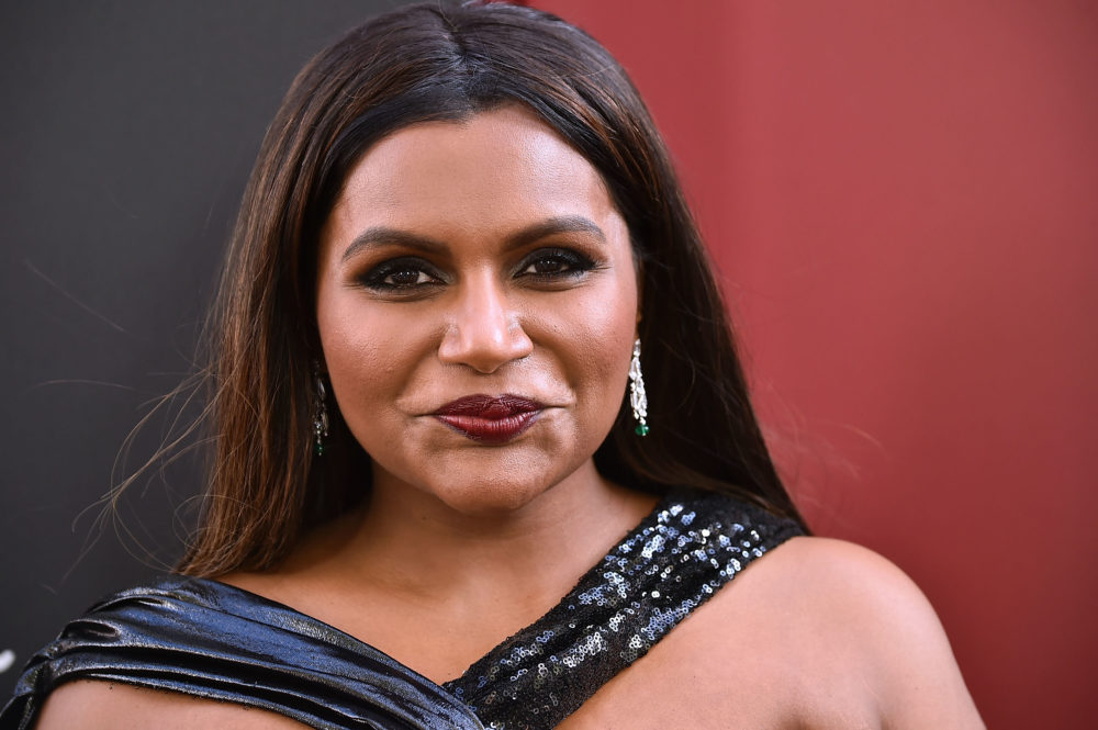 Mindy Kaling opened up about why she's glad she had her daughter later in life