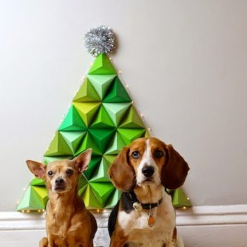 11 Christmas tree alternatives perfect for anyone decorating a small apartment