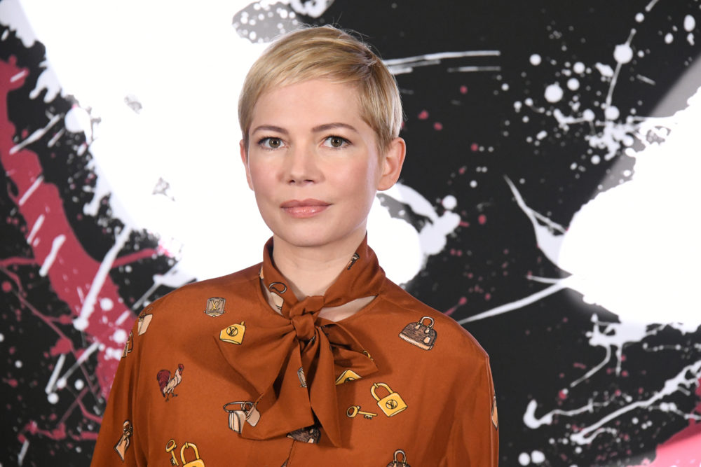 Michelle Williams finally revealed her wedding ring months after getting married in secret