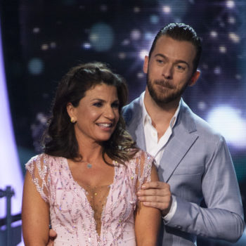 The first-ever blind <em>Dancing With the Stars</em> contestant absolutely crushed it last night