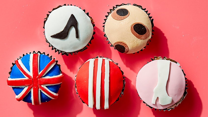 These DIY Pumpkin Spice Girls cupcakes will spice up your fall season, if not your entire life