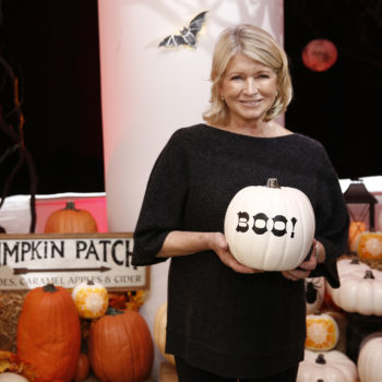 Martha Stewart told us her Halloween decorating tips for millennials on a budget