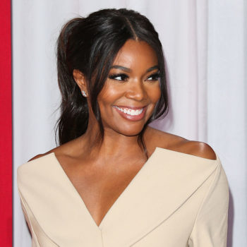 Gabrielle Union told us what her <em>Being Mary Jane</em> character would wear on a first date, and which person most inspired her style