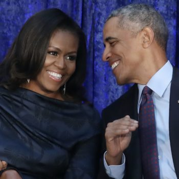 Barack and Michelle Obama posted the sweetest 26th anniversary messages to each other