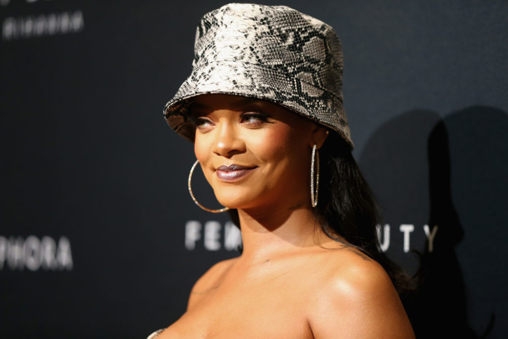 Rihanna turned herself into a meme after fans badgered her for new music, and LOL