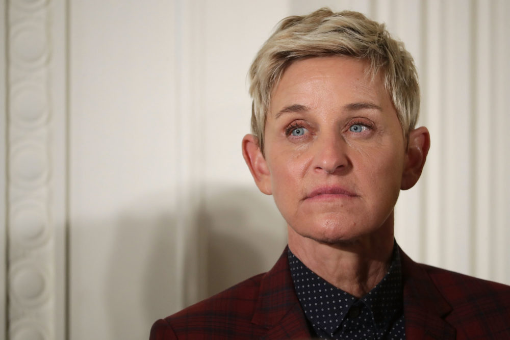 "Ellen DeGeneres opened up about her own #MeToo moment, saying she's ""furious"" at those who discredit survivors"