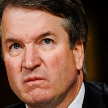 Kavanaugh was just confirmed to the Supreme Court, and Twitter is full of pain and anguish