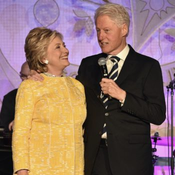 The Clintons are going on tour, and here's how you can get tickets