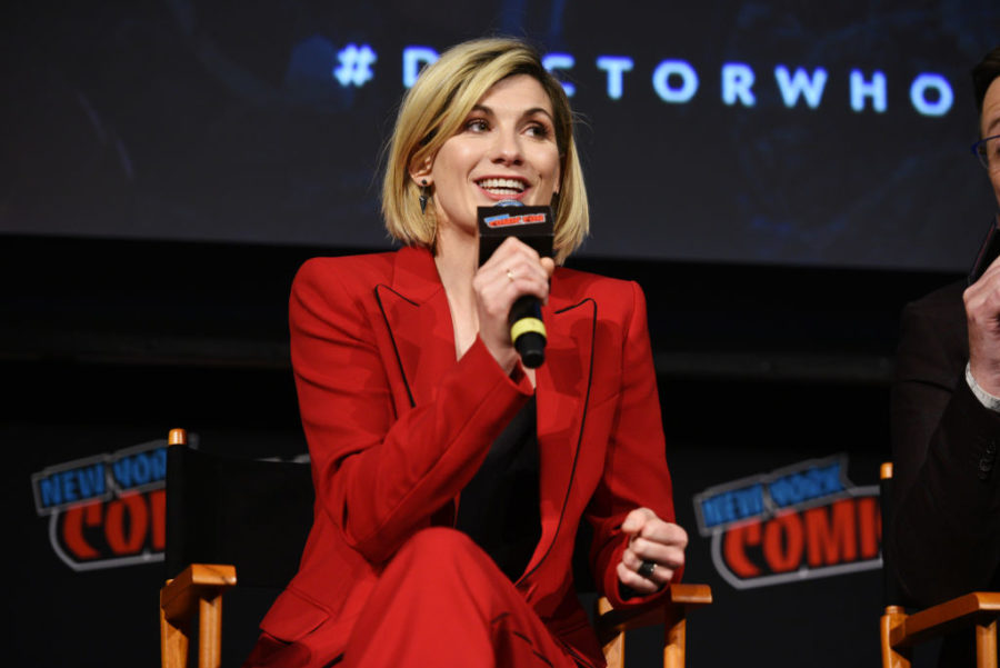 <em>Doctor Who</em>'s first female doctor debuted to the show's biggest audience in a decade