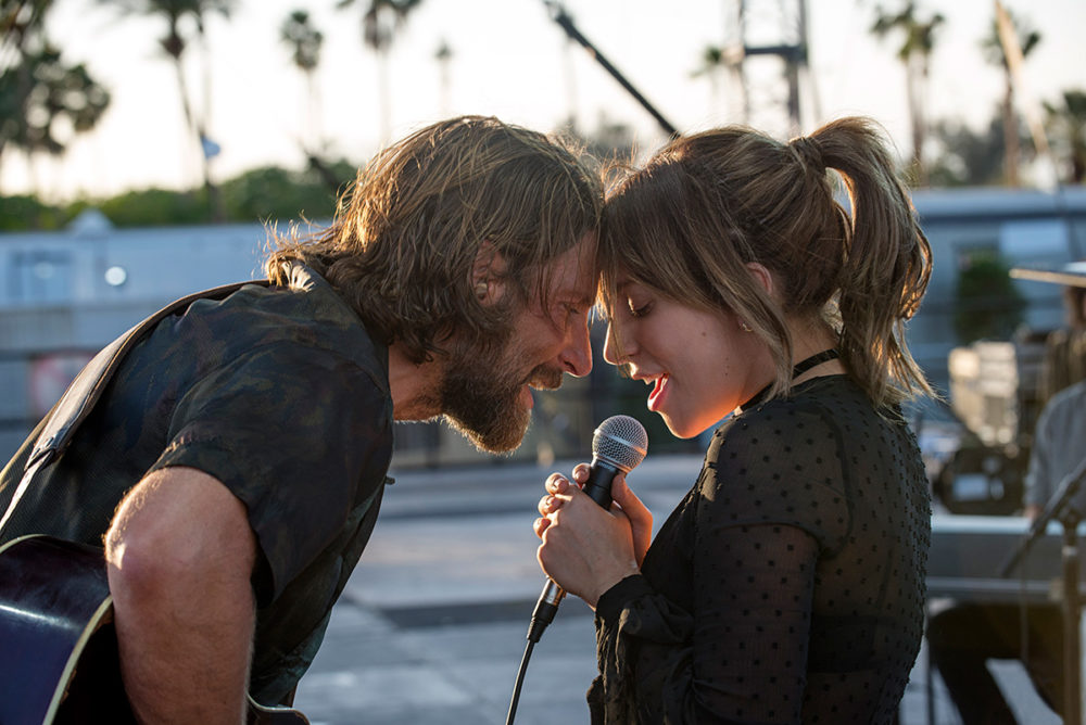 6 ways Bradley Cooper and Lady Gaga's <em>A Star is Born</em> paid homage to the previous films
