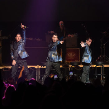 New Kids On The Block's upcoming tour is basically an IRL collection of all your '80s Walkman playlists