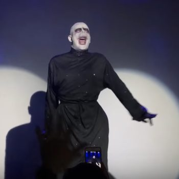 This Voldemort-themed drag performance is going viral, and dear god, it's incredible