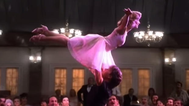 A woman was arrested at a Total Wine store for doing the <em>Dirty Dancing</em> move, and we stan this living legend