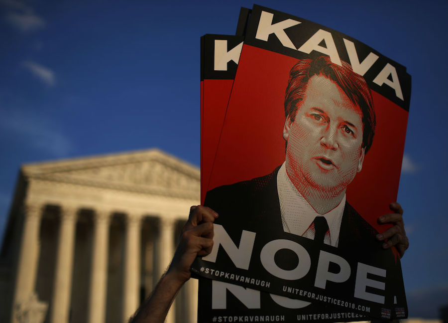 Opinion: Brett Kavanaugh's confirmation reminds us that the system is working exactly as intended