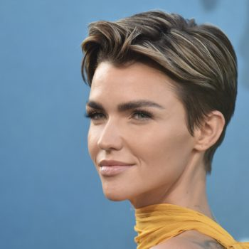 The fierce first look at Ruby Rose as Batwoman is officially here