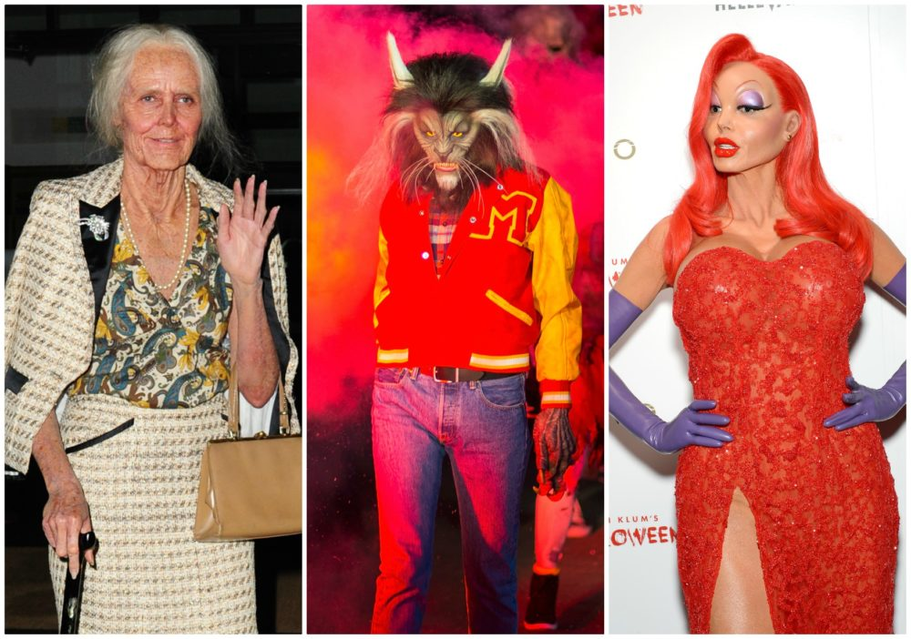 A history of Halloween queen Heidi Klum's iconic costumes