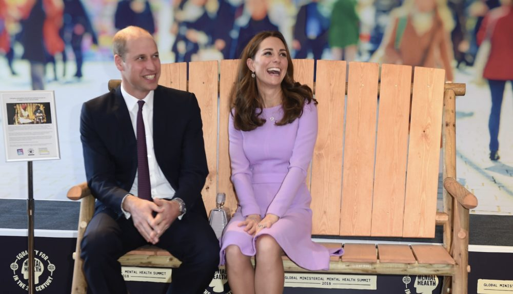Stop everything and watch this video of Prince William teasing Kate Middleton about her painting skills