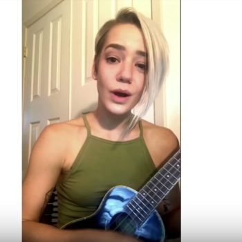 "This woman's song perfectly captures the hypocrisy of ""it's a scary time for men""—and it's going viral"