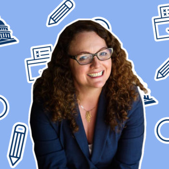 Kara Eastman is the political outsider who's on a mission to fix America's broken health-care system