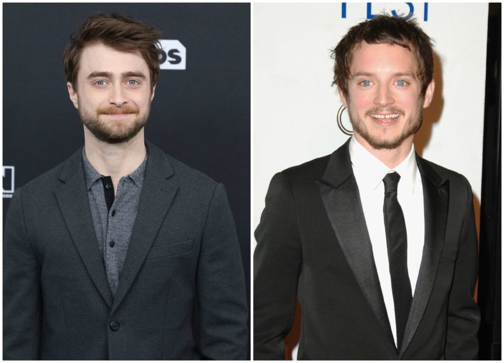 Daniel Radcliffe and Elijah Wood want to star in a movie together, and this would be confusingly epic