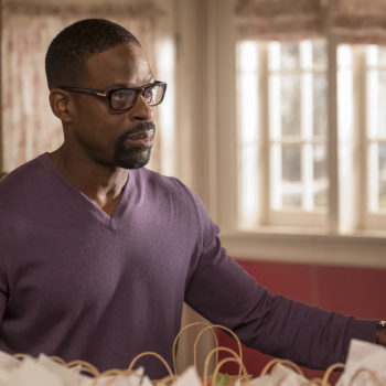 Sterling K. Brown just posted this delightfully awkward deleted scene from <em>This Is Us</em>