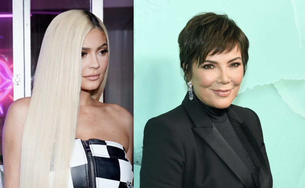 Hold up—did Kylie Jenner just get a Kris Jenner chop?