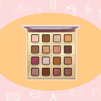 WANT/NEED: The ultimate fall eyeshadow palette for PSL lovers, and more stuff you want to buy