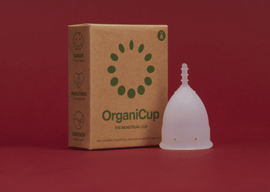 Buy a menstrual cup on International Day of the Girl and this company will donate one to a girl in need
