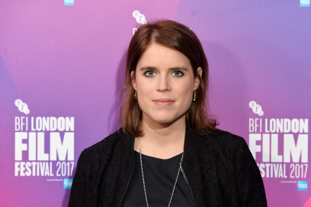 Princess Eugenie dyed her hair red before her wedding, and it's (Duchess) Fergalicious