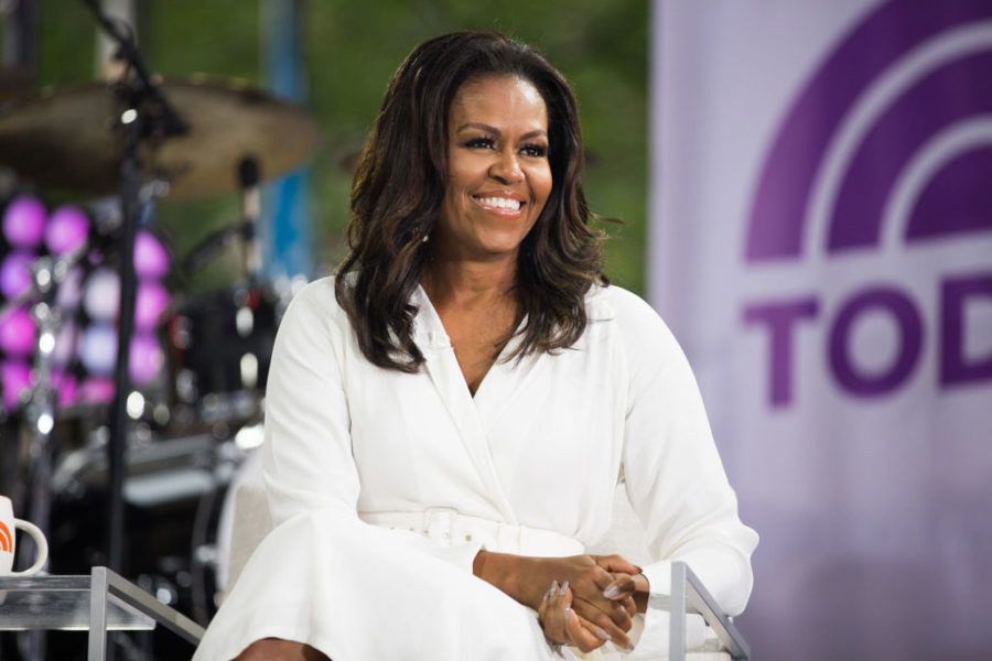 Michelle Obama shared what she enjoys most about life after the White House