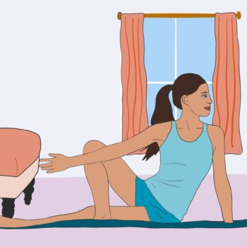 These are the stretches you should do if you want to improve your sex life