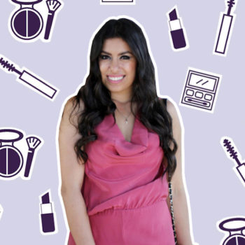 The beauty products an L.A.-based business coach uses to tackle her busy day