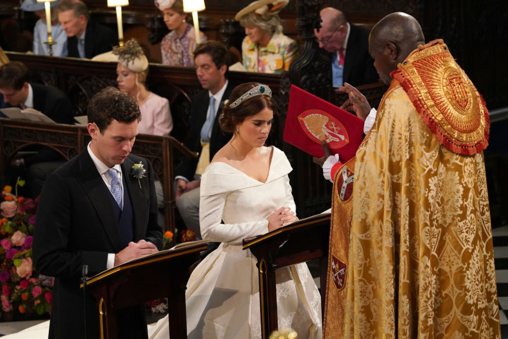 This is the meaning behind that <em>Great Gatsby </em>passage read at Princess Eugenie's wedding