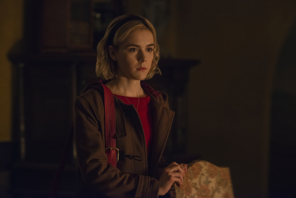 Kiernan Shipka tapped into her witchy side for <em>Chilling Adventures of Sabrina</em>, and we're ready to join her coven