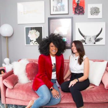 """Phoebe Robinson's """"Solange on a budget"""" Brooklyn apartment is literally our dream home"""