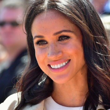 Meghan Markle wore Princess Diana's jewelry during her first official outing in Australia