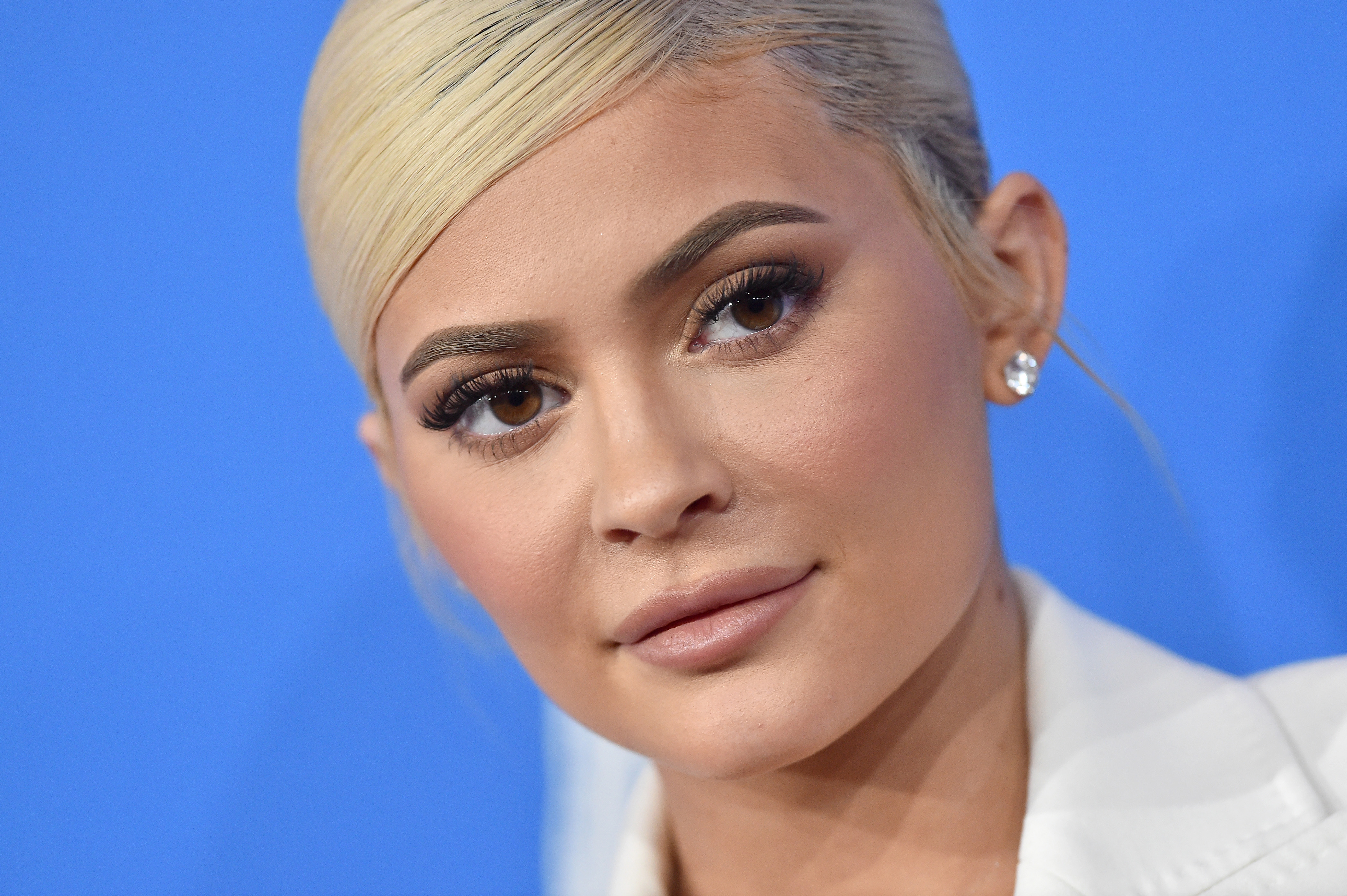 Kylie Jenner is fueling marriage rumors again with her latest Insta post