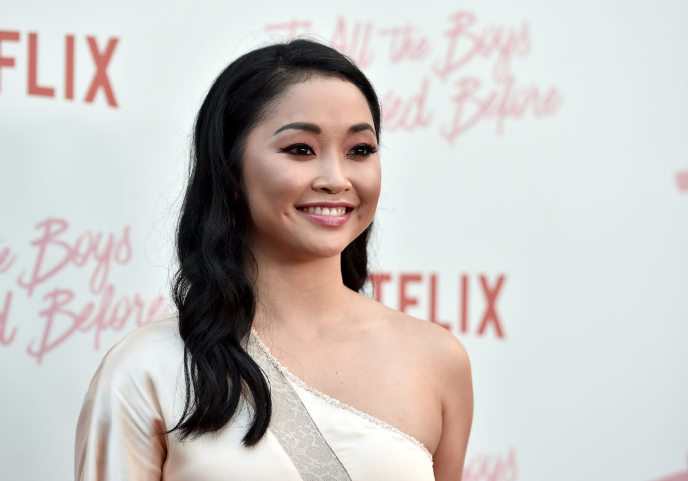 Lana Condor opened up about her relationship with Noah Centineo—and her real-life BF