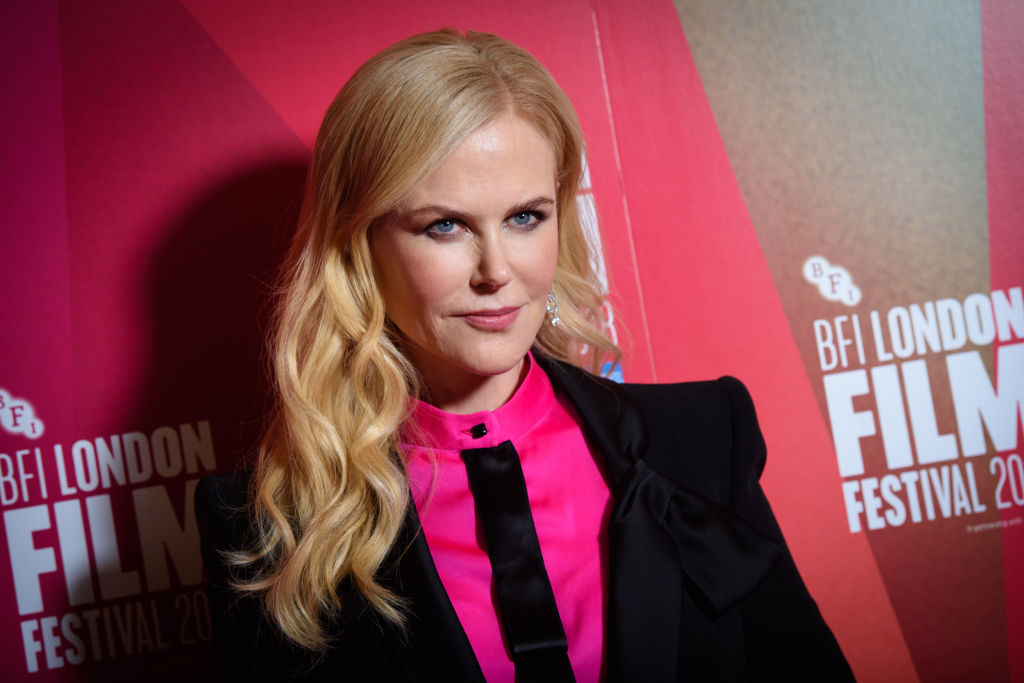 "Nicole Kidman opened up about marrying Tom Cruise at 23: ""An extremely powerful man kept me from being sexually harassed"""