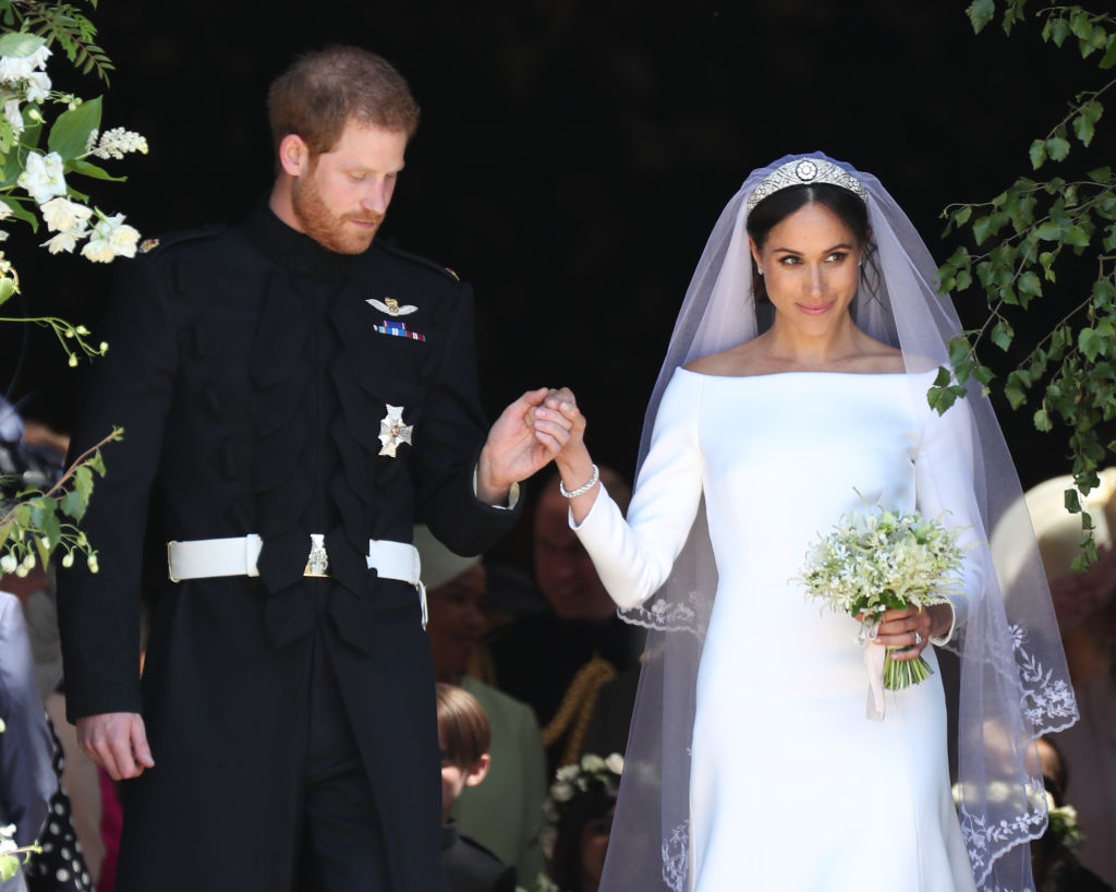 "A ""sexy"" Meghan Markle wedding dress Halloween costume exists, and it's exactly as gross as you think"
