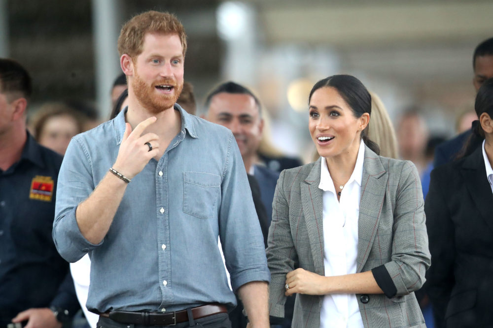 Meghan Markle found her mini-me in Australia, and the pic will make you cry