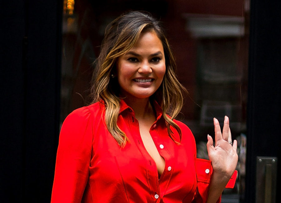 Chrissy Teigen addressed friend Kanye West's pro-Donald Trump views