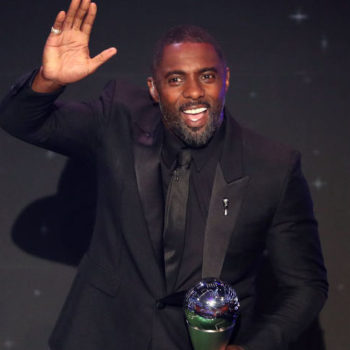 Idris Elba has joined Taylor Swift in the <em>Cats</em> musical—because 2018 is wild